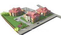 Prodej atelieru 1+kk o velikosti 53,78 m2 užitné plochy v rezidenčním projektu u Milíčovského lesa.