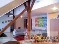 Prodej bytu 4+1 s terasou, 185m2, Plaská, Praha 1 - Malá Strana