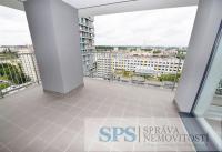 Nový byt 4+kk/T, 119,1 m2, ul. Počernická, P10 - Malešice, 4 min. od metra