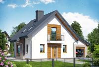 Rodinný dům přízemní s obytným podkrovím 5kk+G , Radotín,  Slavičí s pozemkem 650 m2