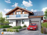 Rodinný dům patrový 4+kk+G s pozemkem 600 m2, Písnice, K Vrtilce