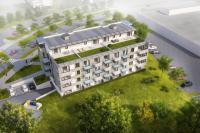 V projektu JRM Lužiny prodej bytu č. 133 o velikosti 32m2
