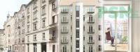 Atypický podkrovní byt 1+kk/3+kk/B/PS, 150,2 m2, Praha 10 - Vršovice