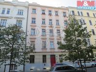 Prodej, byt 1+kk, 38 m2, Praha - U Akademie