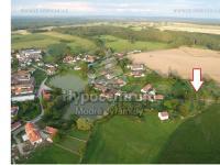 Prodej 6 stavebních pozemků 1200 - 1900 m2 na krásném místě na třeboňsku