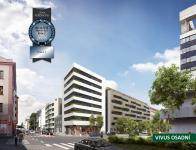 Prodej bytu 1+kk, 45 m2 s balkonem 12 m2 v Rezidenci Vivus Osadní