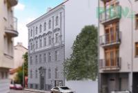Byt 3+kk/B, 60,4 m2, ul. Dalimilova, Praha 3 - Žižkov