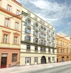 Prodej Rezidence Plzeňská, byt 2+kk, balkón, 46.9m2
