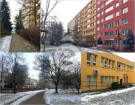 Prodej bytu 1+kk, DV, Praha 4 - Podolí, Kaplická ul.