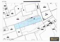 Stavební pozemek se zahradou 1068 m2, Praha 10 - Dolní Měcholupy