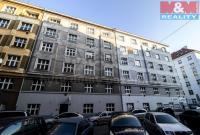 Prodej, byt 3+1, 96 m2, Praha 7 - Holešovice, Schnirchova