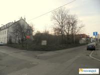 Praha 3 - Žižkov, atraktivní rohový pozemek 921m2, lokalita Vackov