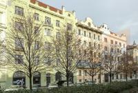 Velkorysý byt 5+1 v centru Prahy, Senovážné náměstí