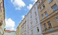 Prodej mezonetového bytu 1+kk, /3+kk/, B, 99,4m2, Orelská ul., Praha 10 Vršovice