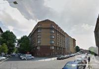 Příjemný slunný byt 2+kk, 55 m2, OV, u Vítězného nám., Praha 6 Bubeneč