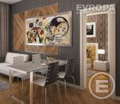 Prodej bytu 3+kk/57 m2/L/PS Praha - Uhřiněves