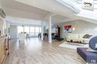 Mimořádný byt 4+kk, 192 m2, 2 terasy, Praha - Vinohrady