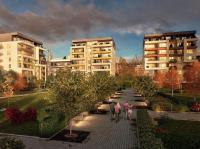 Rezidence Modřanka - byt 3+kk