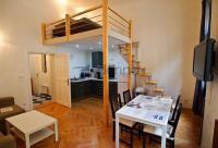 Krásný, zařízený byt po rekonstrukci OV 1+kk, 40m2, Praha 1 - Staré Město, ul. Jilská, patro na span