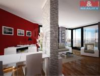 Prodej, byt 3+kk, 136 m2, OV, Praha 3 - Žižkov