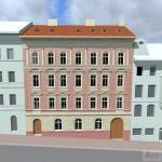 Nabízíme k prodeji bytové jednotky ve výstavbě - Praha 4, Nusle v Mečislavově ulici