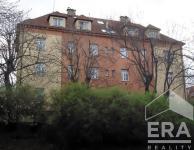 Byt 2+1/G ve vilové čtvrti v Praze 4-Nuslích, v ulici Na Květnici