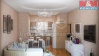 Prodej, byt 2+kk, 56 m2, OV, Praha 8 - Karlín