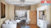 Prodej, byt 2+kk, 57 m2, OV, Praha 8 - Karlín