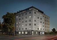 Prodej byt 1+kk, 32 m2, OV, Michle, ul. U plynárny