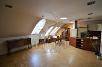 Exkluzivně - Prodej bytu 3+kk a 1+kk, 127 m2+terasa 14 m2, OV, Praha 1 - Nové Město, ul. Mlynářská