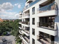 Atraktivní byt 4+kk s krásným výhledem na okraji vilové čtvrti Praha 4-Podolí