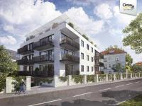 Prodej nov. bytu 3+kk s předzahrádkou, pouze 380m od M