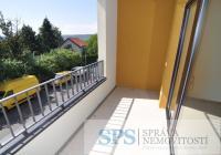 Nový byt 4+kk/2xB, 100,5 m2, OV, ul. Štolcova, P4 - Modřany