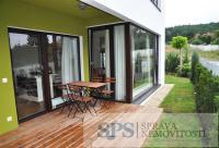 Nový byt (ŘRD) 4+kk/T, Z, 164,6 m2, OV, ul. Štolcova, P4 - Modřany