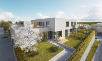 Novostavba 4+KK, 119.7 m2, zahrada, 2 garáže, Praha 4, přímo u lesa