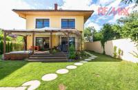 Novostavba moderního domu 5+kk+terasa, dvougaráž, Praha 4 Modřany