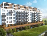 Vyjímečný byt 5+kk 121 m2 s terasou 22 m2 v projektu Zelená Libuš, Praha 4