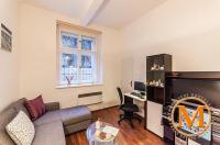 EXKLUZIVNĚ zrekonstruovaný byt 1+kk, 27,57 m2, OV, cihla, Vinohrady