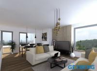 Prodej bytu 1+kk, 36 m2, balkon/garážové stání/sklep v Praze 8 - Libni