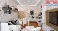 Prodej, byt 1+kk, 72 m2, OV, Praha 10 - Strašnice