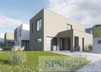 Řadový rodinný dům 4+kk/T, Z,G, 156,4 m2, OV, ul. Štolcova, P4 - Modřany
