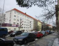 Luxusní cihlový byt 1+1 s balkonem, 38 m2, OV, v atraktivní lokalitě Prahy 4, u metra Budějovická