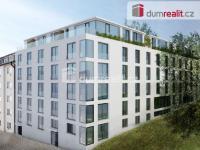 Nový byt 1+kk, 37,2m2 s balkonem 2,3m2, Praha 8, ul. Primátorská