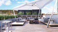 Luxusní byt s terasou v blízkosti Anděla