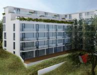Prodej bytu 1+kk/T, 52 m2, v Rezidenčním projektu Primátorská, Praha 8, 10 minut od centra Prahy