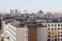 Exkluzivně 2+kk s terasou, krásný výhled, vhodné jako investice, Praha 4 - Kunratice