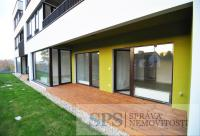 Nový byt 3+kk/T, SZ, 108,4 m2, OV, ul. Štolcova, P4 - Modřany