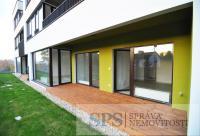 Nový byt 4+kk/T, SZ, 116 m2, OV, ul. Štolcova, P4 - Modřany