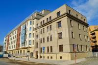 Prodej bytu 1+kk 31,83 m2 a 8,40 m2 terasa, 6NP