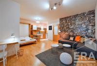 Nový, komfortně vybavený byt 1+kk, 38m2/OV v novostavbě cihlového domu v centru Vinohrad